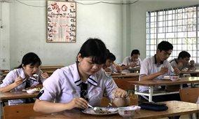 Thanh Hóa: Thí sinh khu vực miền núi tham dự Kỳ thi tốt nghiệp THPT 2020 được hỗ trợ suất ăn miễn phí