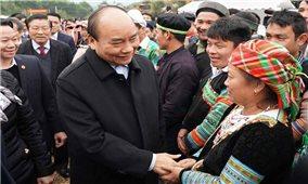 Thủ tướng Nguyễn Xuân Phúc phát động Tết trồng tại Yên Bái