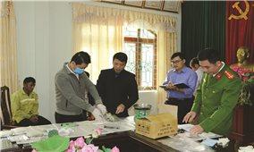 Lai châu: Nhiều khó khăn trong đấu tranh với tội phạm ma túy