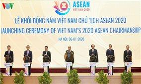 Thủ tướng Nguyễn Xuân Phúc chủ trì Lễ khởi động Năm Chủ tịch ASEAN 2020