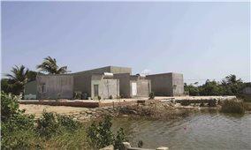 San lấp, xây nhà trái phép trên đầm Thị Nại (Bình Định): Đã nắm rõ sai phạm, tại sao phải... chờ!