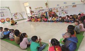 Điểm sáng giáo dục ở vùng cao Kim Thượng