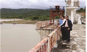 Các tỉnh duyên hải miền Trung: Chủ động ứng phó khô hạn