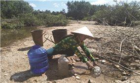 """Công trình nước sinh hoạt ở Vân Canh(Bình Định): Nơi tiền tỷ """"đắp chiếu"""", nơi không có tiền duy tu"""