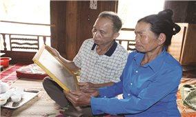 Ông Thiết hiến đất xây trường ở Xăm Khòe