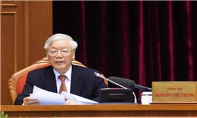 Phát biểu khai mạc Hội nghị Trung ương 12, khóa XII của Tổng Bí thư, Chủ tịch nước Nguyễn Phú Trọng