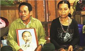 Già làng Ăm Moan làm theo lời Bác
