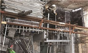 Vụ việc công trình xây dựng 35 Hàng Bè (Hà Nội): Có dấu hiệu che giấu sai phạm?