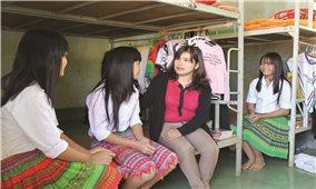 Bấp bênh sự học ở huyện nghèo Đăk G'long