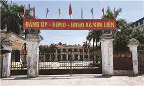 Xã Kim Liên, huyện Kim Thành (Hải Dương): Xây dựng trái phép vì chính quyền bao che?