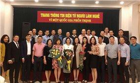 Ra mắt Trang thông tin điện tử Người làm nghề