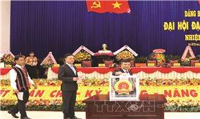 Kon Tum: Đại hội Đại biểu Đảng bộ huyện vùng biên Ia H'Drai