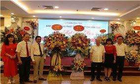 Báo Dân tộc và Phát triển - Tạp chí Dân tộc: Gặp mặt Kỷ niệm 95 năm Ngày Báo chí Cách mạng Việt Nam