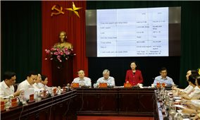 Ban Dân vận Trung ương: Tổ chức Hội nghị triển khai các văn bản mới về công tác dân vận