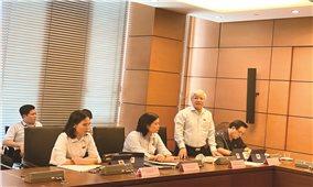 Kỳ họp thứ 9, Quốc hội khóa XIV: Đại biểu Quốc hội đánh giá cao Chương trình MTQG phát triển kinh tế - xã hội vùng DTTS và miền núi