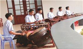 Nhạc ngũ âm  với đời sống tinh thần của đồng bào Khmer