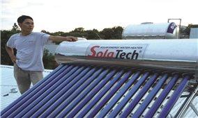 Phát triển năng lượng mặt trời gắn với bảo vệ môi trường
