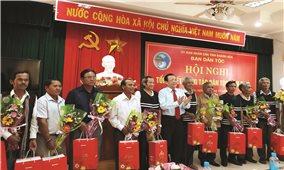 Khánh Hòa: Già làng, Người có uy tín tích cực phổ biến chính sách, pháp luật