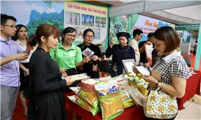 Tuần lễ giới thiệu các sản phẩm nông sản sạch tỉnh Bắc Kạn năm 2020 tại Hà Nội