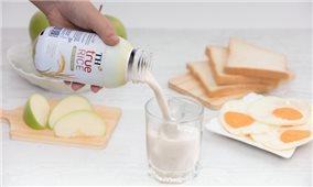 Nước gạo rang là thức uống lành mạnh có giá trị dinh dưỡng cao