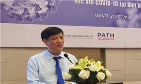 Thúc đẩy nghiên cứu sản xuất vắc xin COVID-19 tại Việt Nam