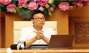Ban Chỉ đạo quốc gia họp triển khai công tác phòng, chống COVID-19