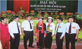 Đảng bộ huyện Lục Nam (Bắc Giang): Tạo đột phá trong phát triển vùng dân tộc thiểu số
