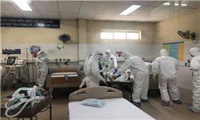 Bệnh nhân thứ 9 mắc COVID-19 tại Việt Nam tử vong