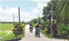 Thực hiện Chương trình 135 ở Long Phú (Sóc Trăng): Thúc đẩy xã nghèo đạt chuẩn nông thôn mới