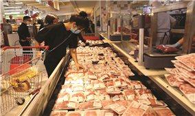 Ngành chăn nuôi: Nỗ lực bảo đảm nguồn cung thịt lợn