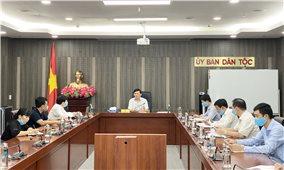 Ủy ban Dân tộc: Quyết liệt triển khai thực hiện Chính phủ điện tử