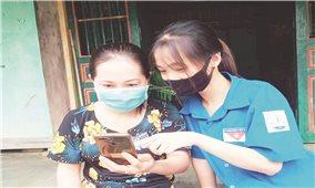 Người dân miền núi chủ động ứng phó với dịch bệnh và bão lũ