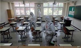 Thế giới vượt mốc 24 triệu ca nhiễm COVID-19