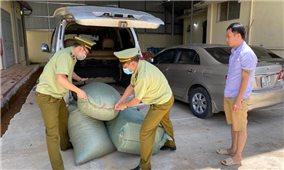 Thu giữ hàng trăm kg dược liệu thuốc bắc không rõ nguồn gốc tại Lạng Sơn