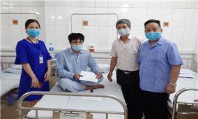 Ủy ban Dân tộc thăm hỏi, hỗ trợ bệnh nhân người dân tộc thiểu số tại Bệnh viện Tim Hà Nội