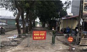 Hà Nội: Tiếp tục kích hoạt hệ thống phòng chống dịch tới các thôn, tổ dân phố