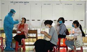 Hôm nay (31/8) Đà Nẵng xét nghiệm SARS CoV-2 cho gần 11.000 thí sinh dự thi tốt nghiệp THTP (đợt 2)