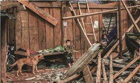 Huyện Nậm Pồ (Điện Biên): Khắc phục hậu quả thiên tai để bước vào năm học mới