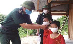 Bộ đội Biên phòng tỉnh Quảng Nam: Triển khai nhiều biện pháp phòng, chống dịch