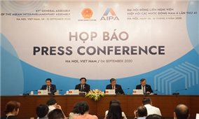 Nhiều sáng kiến của Việt Nam tại kỳ họp lịch sử của Đại hội đồng AIPA 41