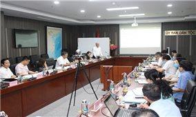 Tiếp tục hoàn thiện Báo cáo nghiên cứu khả thi Chương trình mục tiêu quốc gia