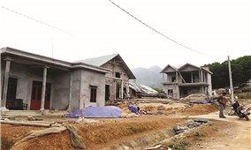 Xã Đoàn Kết, huyện Đà Bắc (Hòa Bình): Canh cánh nỗi lo thiên tai