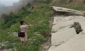 Nậm Nhùn (Lai Châu) chủ động di dời người dân khỏi vùng nguy cơ sạt lở