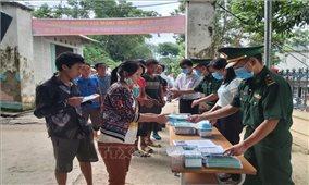 Hà Giang tuyên truyền phổ biến pháp luật về xuất, nhập cảnh cho người dân biên giới