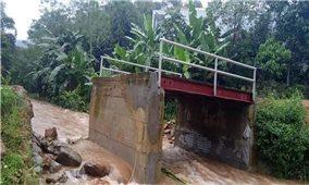 Mưa to kéo dài gây nhiều thiệt hại nặng tại Yên Bái
