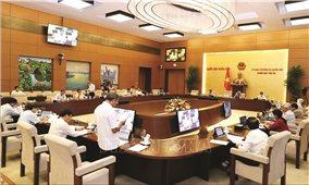 Phiên họp thứ 48, Ủy ban Thường vụ Quốc hội
