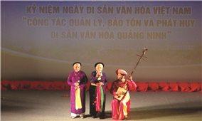 Hát nhà tơ - hát, múa cửa đình: Loại hình nghệ thuật độc đáo trên đất Vạn Ninh