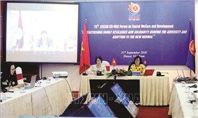 ASEAN 2020: Diễn đàn về phúc lợi xã hội và phát triển