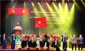 Kỷ niệm 75 năm Ngày Nam bộ kháng chiến: Gìn giữ, phát huy khí phách anh hùng