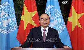 Thông điệp của Thủ tướng nhân kỷ niệm 75 năm thành lập Liên hợp quốc